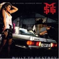 Produktbilde for Built To Destroy (Remastered) (CD)