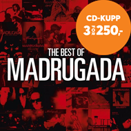 Produktbilde for The Best Of Madrugada (2CD)