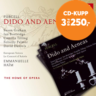 Produktbilde for Purcell: Dido & Aeneas (2CD)