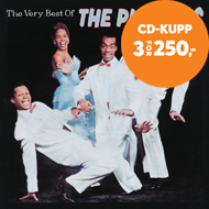 Produktbilde for The Very Best Of The Platters (CD)