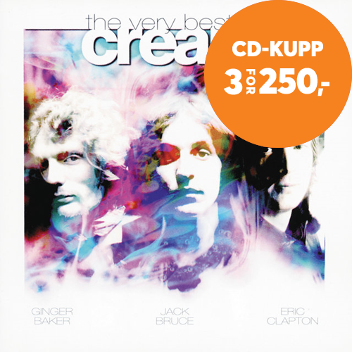 The Very Best Of Cream (CD)
