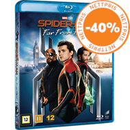 Produktbilde for Spider-Man: Far From Home (BLU-RAY)