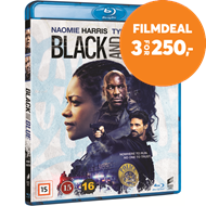 Produktbilde for Black And Blue (BLU-RAY)