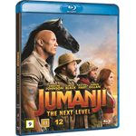 Jumanji 2: The Next Level (BLU-RAY)