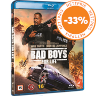 Produktbilde for Bad Boys 3 - Bad Boys For Life (DK-import) (BLU-RAY)