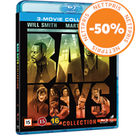 Produktbilde for Bad Boys 1-3 (BLU-RAY)