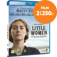 Produktbilde for Little Women (2019) / Unge Kvinner (BLU-RAY)