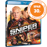 Produktbilde for Sniper: Assassin's End (BLU-RAY)
