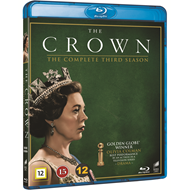 Produktbilde for The Crown - Sesong 3 (BLU-RAY)