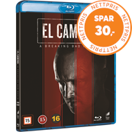 Produktbilde for El Camino: A Breaking Bad Movie (2019) (BLU-RAY)