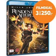 Produktbilde for Resident Evil - Afterlife (BLU-RAY)