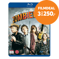 Produktbilde for Zombieland (BLU-RAY)