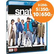Produktbilde for Snatch (BLU-RAY)