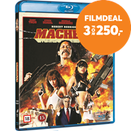 Produktbilde for Machete (BLU-RAY)