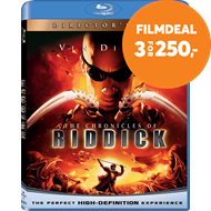Produktbilde for The Chronicles Of Riddick - Director's Cut (BLU-RAY)