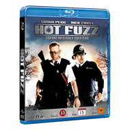 Produktbilde for Hot Fuzz (BLU-RAY)