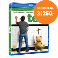 Produktbilde for Ted (BLU-RAY)