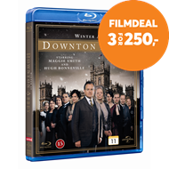 Produktbilde for Christmas At Downton Abbey / Winter At Downton Abbey (BLU-RAY)