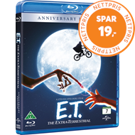 Produktbilde for E.T. - The Extra-Terrestrial (BLU-RAY)