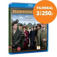 Produktbilde for Downton Abbey - A Journey To The Highlands (BLU-RAY)