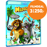 Produktbilde for Madagaskar (BLU-RAY)