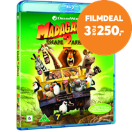 Produktbilde for Madagaskar 2 (BLU-RAY)