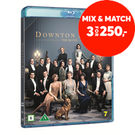 Produktbilde for Downton Abbey - The Movie (BLU-RAY)