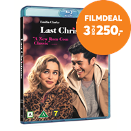 Produktbilde for Last Christmas (BLU-RAY)