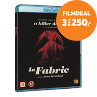 Produktbilde for In Fabric (BLU-RAY)