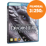 Produktbilde for Dragonheart: Vengeance (BLU-RAY)