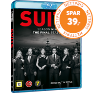 Produktbilde for Suits - Sesong 9 (BLU-RAY)