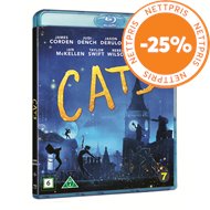 Produktbilde for Cats (2019) (BLU-RAY)