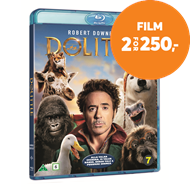 Produktbilde for Dolittle (BLU-RAY)