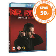 Produktbilde for Mr Robot - Sesong 4 (BLU-RAY)