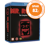 Produktbilde for Mr Robot - Sesong 1-4: The Complete Series (BLU-RAY)