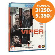 Produktbilde for Inherit The Viper (BLU-RAY)