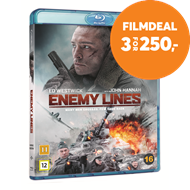 Produktbilde for Enemy Lines (BLU-RAY)
