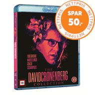 Produktbilde for David Cronenberg Collection (DK-import) (BLU-RAY)