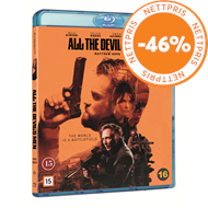 Produktbilde for All The Devil's Men (BLU-RAY)