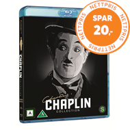 Produktbilde for Charlie Chaplin Collection (BLU-RAY)