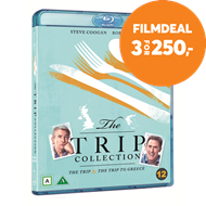 Produktbilde for The Trip To Greece (2020) & The Trip (2010) (BLU-RAY)