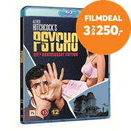 Produktbilde for Psycho (1960) - 60th Anniversary Edition (BLU-RAY)