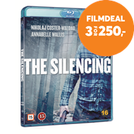 Produktbilde for The Silencing (BLU-RAY)