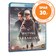 Produktbilde for Waiting For The Barbarians (BLU-RAY)