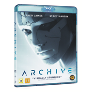 Produktbilde for Archive (BLU-RAY)
