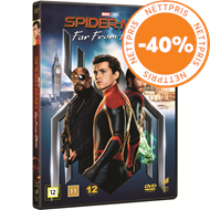 Produktbilde for Spider-Man: Far From Home (DVD)