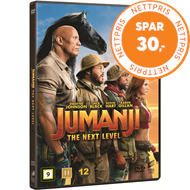 Produktbilde for Jumanji (2019): The Next Level (DVD)