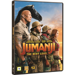 Jumanji 2: The Next Level (DVD)