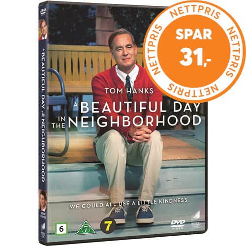 A Beautiful Day In The Neighborhood (DVD)