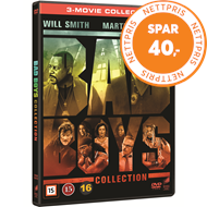 Produktbilde for Bad Boys 1-3 (DVD)